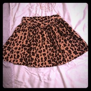 Girls Gap corduroy skirt